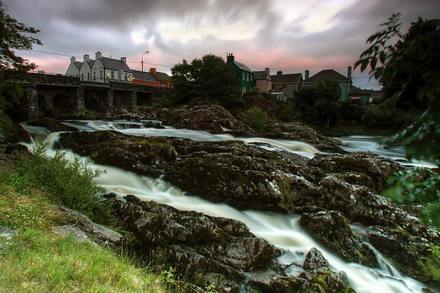 Sneem Bridge and Tavern